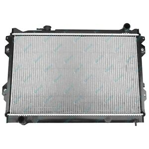 Aluminium Alloy Core Radiator for Ford Courier Manual 2.6L PC 1985-1996