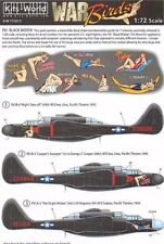 Kits-mundo 1/72 Northrop P-61A/P-61B 'Black Widow' # 72015