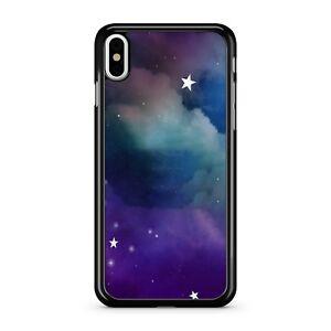 Lustrous Purple Dreamy Blue Misty Delightful Galaxy Sky 2D Phone Case Cover