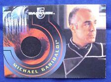 The Complete Babylon 5 Costume Card C4 Michael Garibaldi