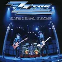 ZZ Top : Live from Texas CD (2008) ***NEW*** Incredible Value and Free Shipping!