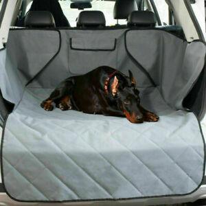 Waterproof Auto Cargo Boot Liner Pet Dog Mat Carpet Protector Cover Tearproof US
