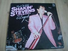 SHAKIN' STEVENS & THE SUNSETS - ROCK ON WITH A LEGEND (MFP) REISSUE