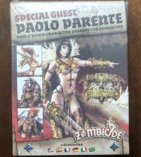 Zombicide Black Plague Paolo Parente Special Guest Box Green Horde