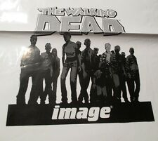 THE WALKING DEAD Comic Store Promo Bag Unused NM Image
