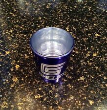NOS new CS Shelby logo shot glass! Neat collectible! NOS CS Shelby!