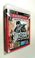 TOM CLANCY'S GHOST RECON FUTURE SOLDIER PS3 - GIOCO SPARATUTTO IN TERZA PERSONA