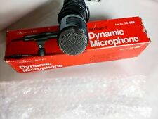 Highball 7 Dynamic Microphone Realistic Microphone Vintage Microphone