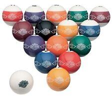 Harley-Davidson® Bar & Shield Logo Flames Billiard Pool Balls Set +Cue HDL-10167