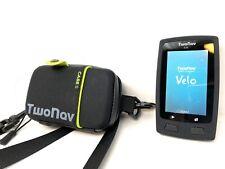 TWONAV GPS VELO ROAD Bike Hike GPS TWONAV Electronics VG Condition W/ Case