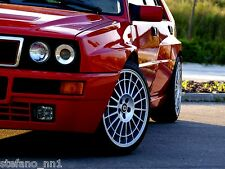 "Cerchi in Lega 7,5jx16"" 5x98 per LANCIA DELTA INTEGRALE set 4 Ruote Wheels Rims"
