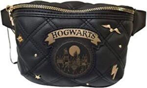Harry Potter Hogwarts Crossbody Bag Leather Waist Belt Fanny Pack Bumbag Primark