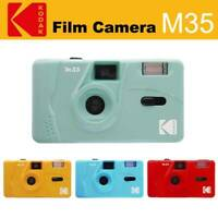 Kodak Vintage Retro M35 35mm Reusable Film Photos Camera Kids Girlfriends Gift
