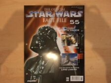 The Official Star Wars Fact File No.55 - DeAgostini 2002 Magazine