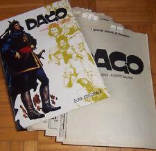 DAGO Vol.1 raccoglitore/copertina originale EURA con inserti da 1a10
