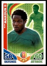Match Attax World Cup 2010 - Jean Makoun II Cameroon