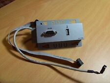 HP Pavilion FRONT I/O PANEL (5065-8695) & cable assembly w/USB & serial ports