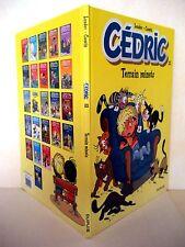 Cédric (T. 12) Terrain Minets - Laudec, Cauvin
