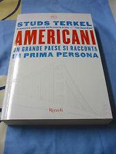 Americani Studs Terkel