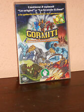 "DVD ""I GORMITI"" FUMETTO, CINEMA,, ANIMAZIONE, CARTOONS"
