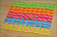 Bubble Gum LOVE IS Assorted Любовь это Ассорти 1 box 100pcs pack All tastes