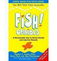 Fish! Omnibus by Stephen Lundin And Carr Hagerm - PB