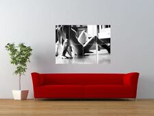 Photography Sexy Babe Undressed Giant Wall Art Poster Print