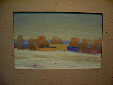 William Bill Berra   Original oil painting   New Mexico