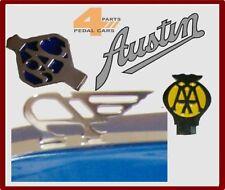 Austin J40 Pedal Placa De Coche Placa tratar con el envío libre de Reino Unido