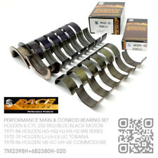 """ACL MAIN/CONROD BEARINGS -0.020"""" 6 CYLINDER 202 MOTOR [HOLDEN HG-HQ-HJ-HX-HZ-WB]"""