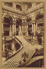 Cpa Paris - Théâtre National de l'Opéra l'escalier d'honneur rp0318