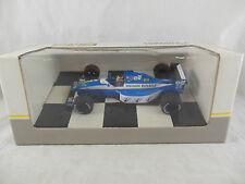 Onyx 5002 Ligier Renault JS37 Thierry Boutsen escala 1:24 Formula 1