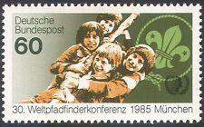 Conferencia Mundial Alemania 1985/Scouting/personas Scouts/Ocio/juvenil 1v (n20368)