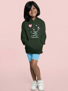 Bear With A Heart Hoodie -Image by Shutterstock