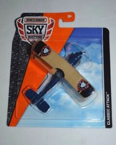 2016 MATCHBOX SKY BUSTERS CLASSIC ATTACK DVR18