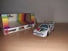 BURAGO 1/43 BMW M1 PROCAR TEAM WINNEBAGO 1978 - EN BOITE D'ORIGINE