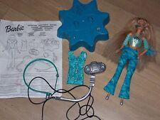 Bambola Barbie Popstar 1998 CON ACCESSORI RARO