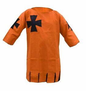 Medieval Halloween Tunic Super Clothing Orange Amazing Gift Star Brand Jacket