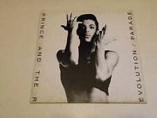 PRINCE AND THE REVOLUTION - PARADE - LP 1986 GATEFOLD PAISLEY PARK ITALY - OIS -