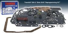 AUTOMATIC TRANSMISSION FULL MANUAL STAGE 3 SHIFT KIT TURBO 350 CHEV TH350 GMH