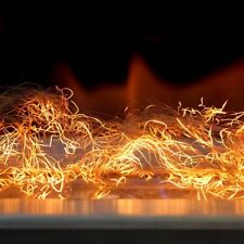 Glow Flame, Ember Effect, Glowing Flickering for gas, bio ethanol fireplaces 1g