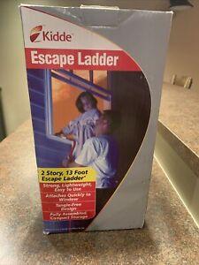 Kidde escape Ladder - 2 Story 13 Foot - Original Box