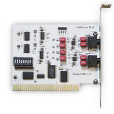Resound OPL3 – 4 Channel Sound Card 8-Bit ISA - by TexElec