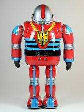 JAPANESE TIN TOY ASTRONAUT LITHOGRAPHED COLLECTORS TOY NIB  OSAKA TIN TOY INST.