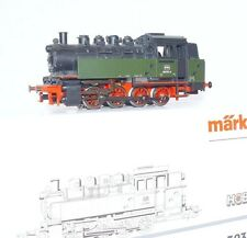 Marklin AC HO 1:87 German DB BR-81 GREEN Medium STEAM LOCOMOTIVE MIB`90 TOP RARE