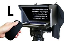 "Teleprompter Black Fish L. Prompter für max. iPad Pro 11"", Tablet, iPhone, Handy"