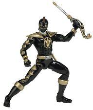 Power Rangers Dino Thunder Black Action Figure, Black Ranger