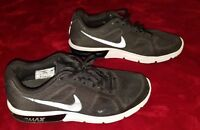 NIKE AIR MAX SEQUENT MENS RUNNING SHOES  719912-009 BLACK SZ 7.5 091201420148