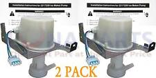 2 Pack Wp-2217220 for Ice Machine Maker Water Pump Ap6006664 Ps11739740