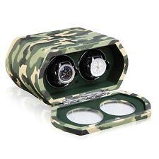 MODALO Uhrenbeweger Chronos MV1 camouflage für 2 Uhren 322001 UVP 299€ - NEU-